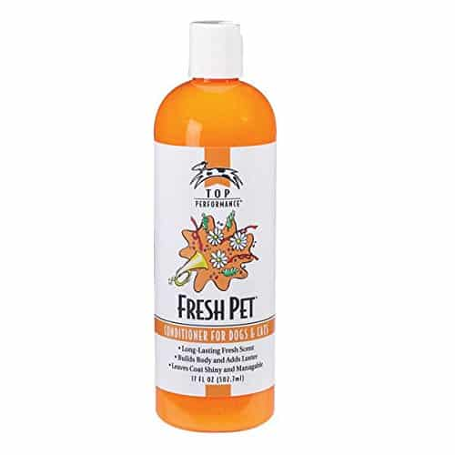 Professional Fresh Pet Scent Conditioner by Top Performance