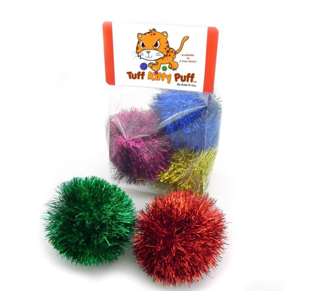 Kats N Us Jumbo Sparkle Ball