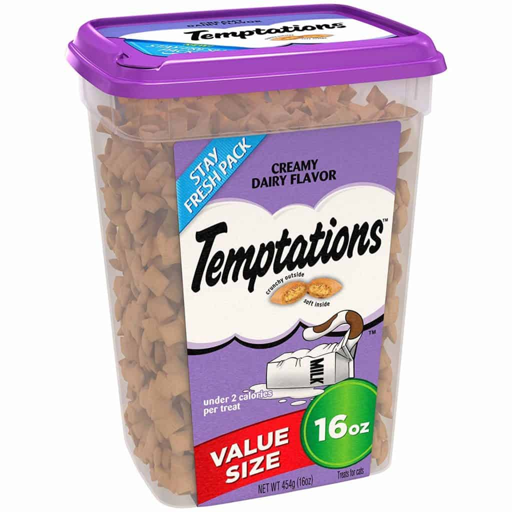 Classic Treats for Cats by Temptations