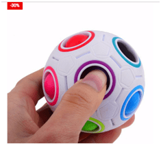 Ball Magic Cube Fidget Toys
